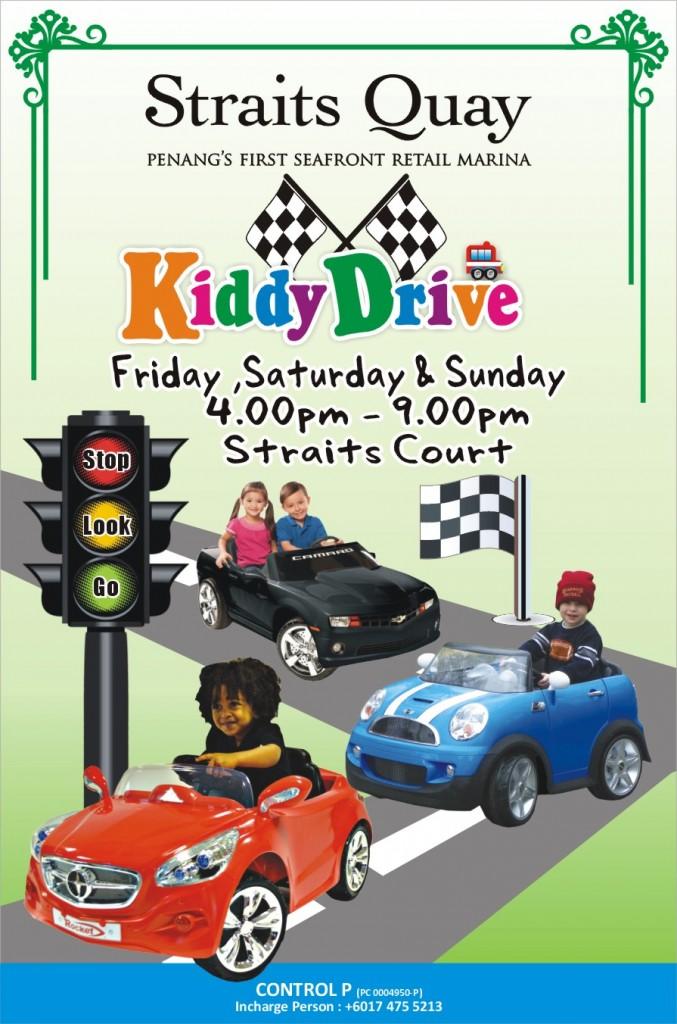 kiddy drive
