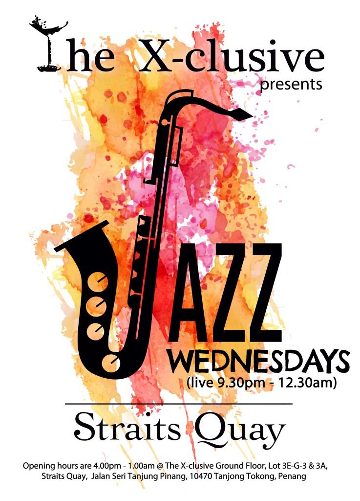 The X-clusive Jazz Wednesdays ver2