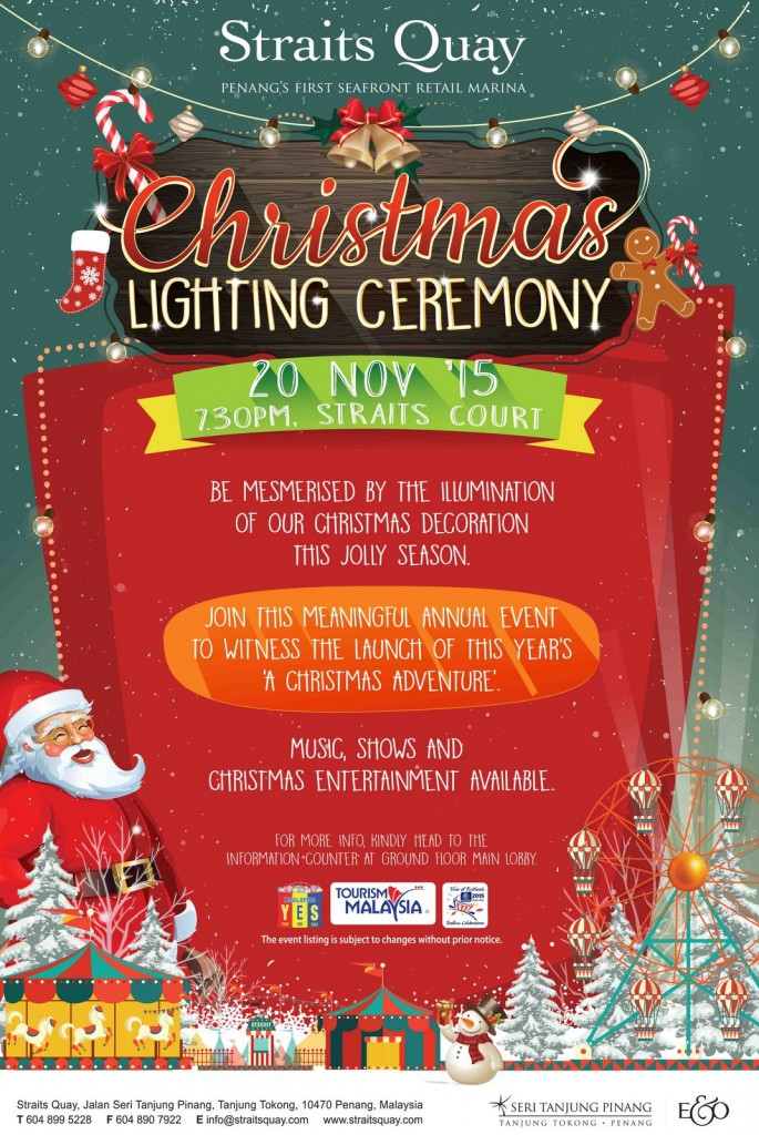 FA Christmas Lighting 12Oct