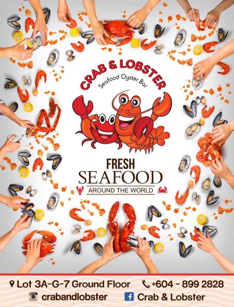 Crab&Lobster - Quay North