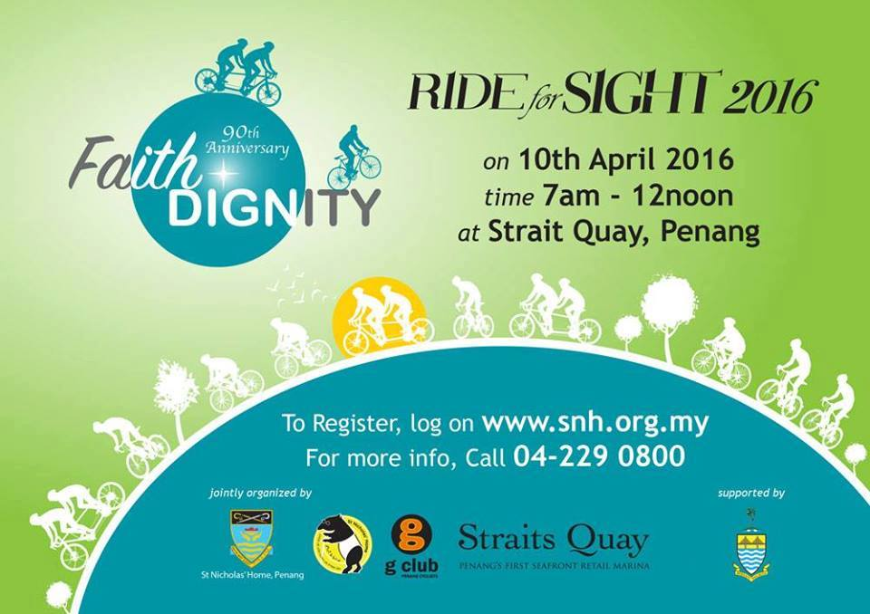Ride for Sight 2016