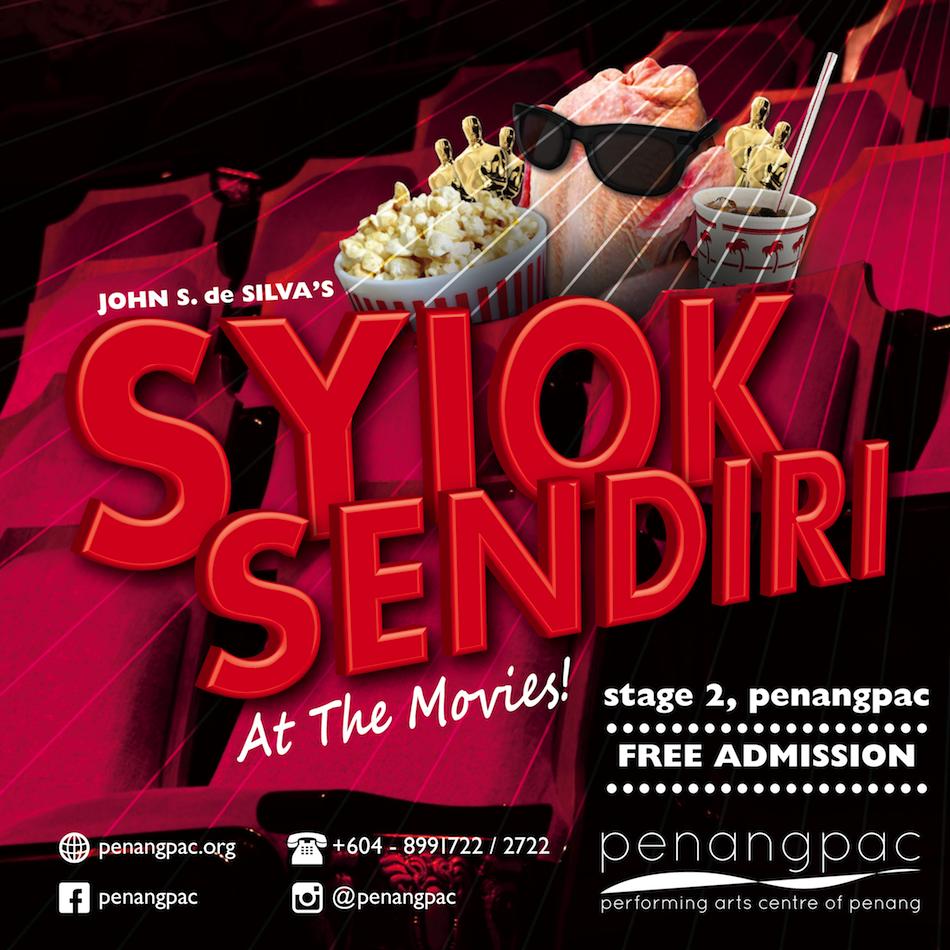 0816-Syiok Sendiri At The Movies