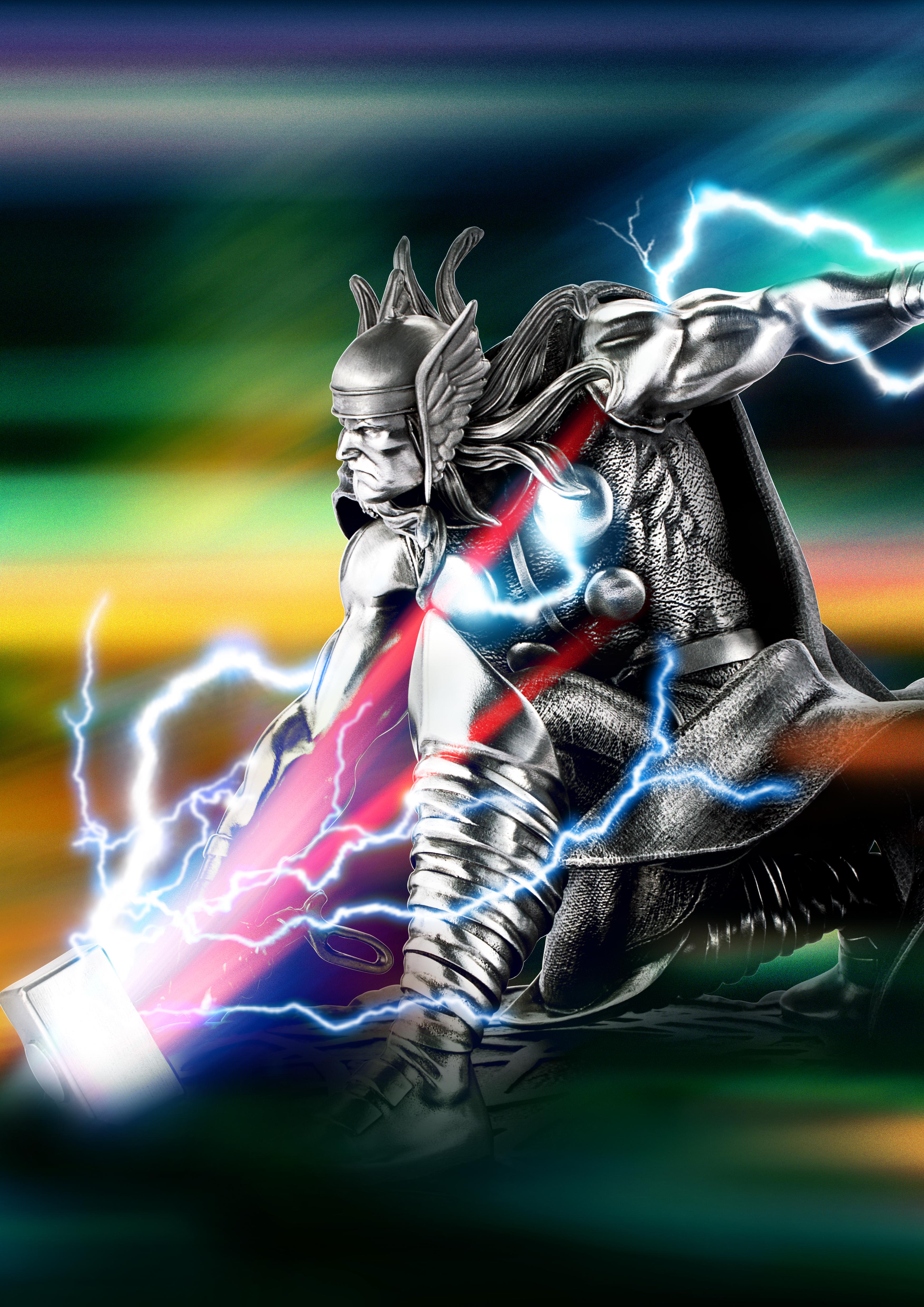 limited-edition-thor-god-of-thunder-figurine