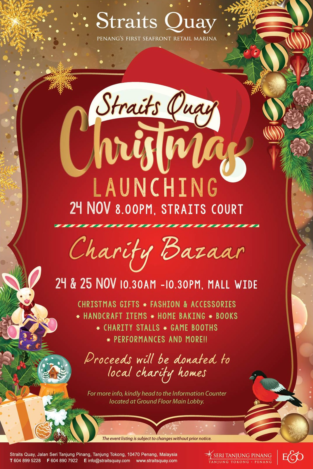 FA Christmas  bazaar 1 Nov