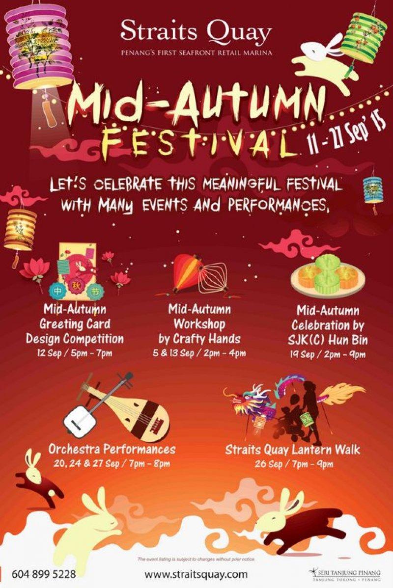 Straits Quay Mid-Autumn Festival