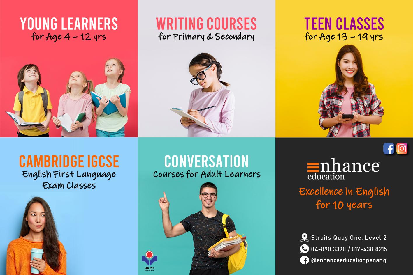 Enhance Education SQ Poster